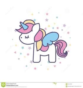 icono-lindo-de-dibujo-del-unicornio-83152228