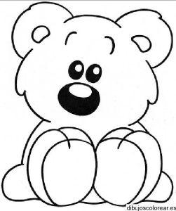 dibujos-de-oso-faciles