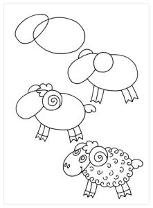 Dibujos fáciles para dibujar paso a paso