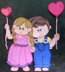 Figuras de amor para copiar y pegar