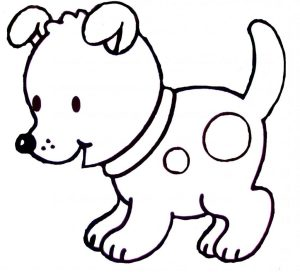 dibujos-de-perro-faciles