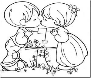 Imágenes de amor con dibujos animados bonitos