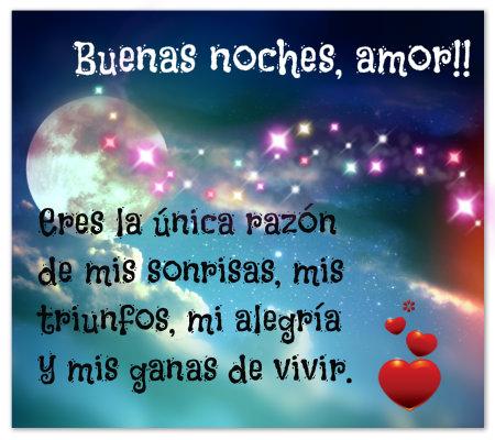 Buenas Noches Mi Amor Fotos De Amor Imagenes De Amor