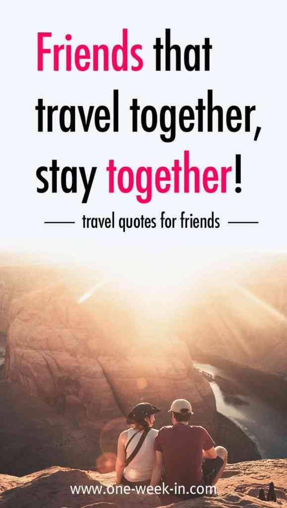 Quotes in travel Team