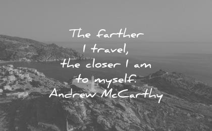 Quotes in travel