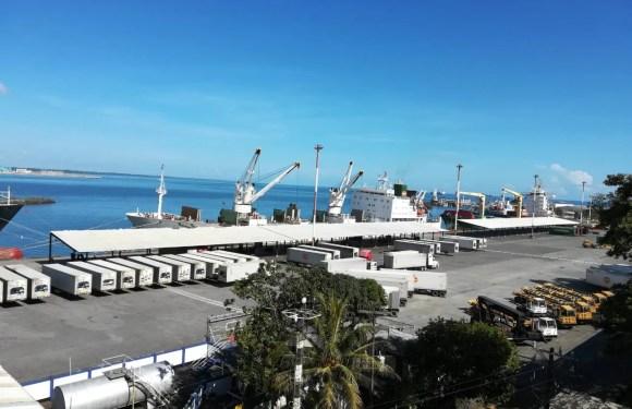 Autoridades y Gobierno dice que la Carga y descarga de buques en JAPDEVA sin contratiempos