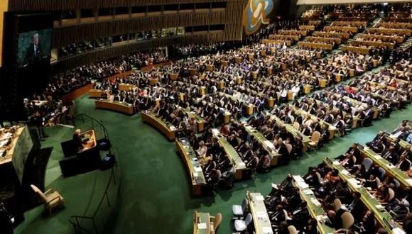 Palestina electa para presidir el G-77 por abrumadora mayoría