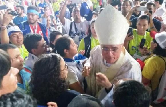 Papa Francisco pidió detalles sobre situación de Nicaragua, segun dijo Silvio Baez