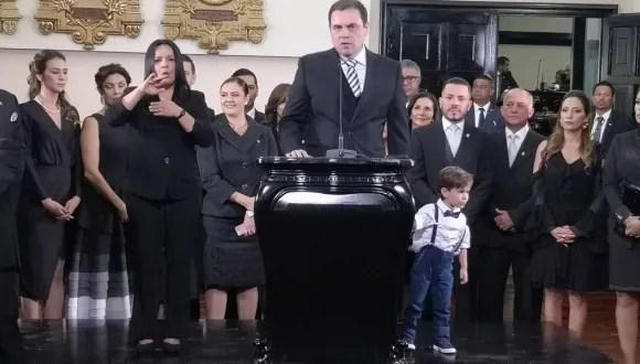 Carlos Ricardo Benavides nuevo Presidente Legislativo en Costa Rica 2018-2020