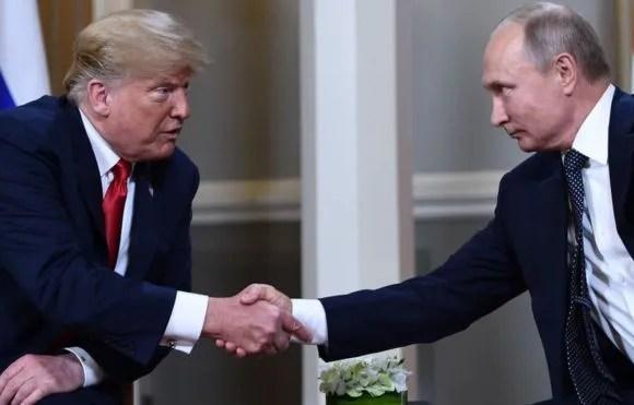 Trump se acerca a Putin y suaviza sus críticas a los aliados en la cumbre del G20