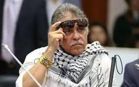 Interpol incluyó al jefe de las FARC Jesús Santrich en su lista roja de más buscados