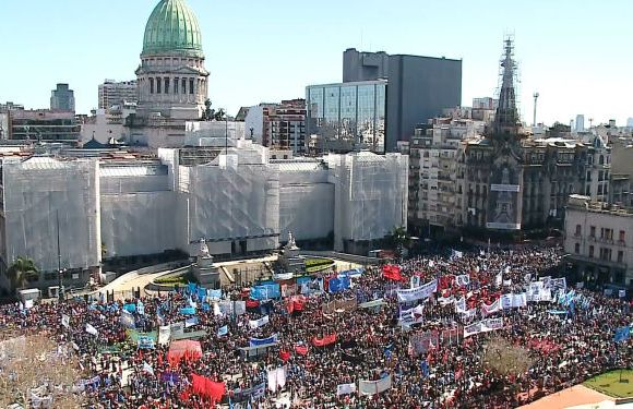 Argentina se apresta a consagrar una ley de emergencia alimentaria a nivel nacional