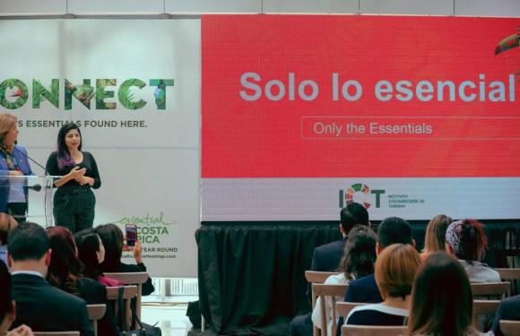 Promoción de Costa Rica como destino idóneo para conectarse con los valores esenciales de la vida