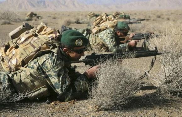 """Última advertencia: Irán amenaza con una """"guerra sin cuartel"""" si EEUU arremete contra ellos"""