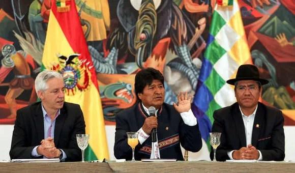 """La OEA declara que la segunda vuelta en Bolivia es la """"mejor opción"""""""