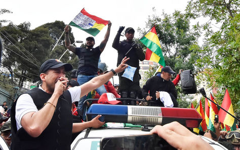 Rusia denuncia acciones violentas de oposición boliviana que forzaron la renuncia de Morales