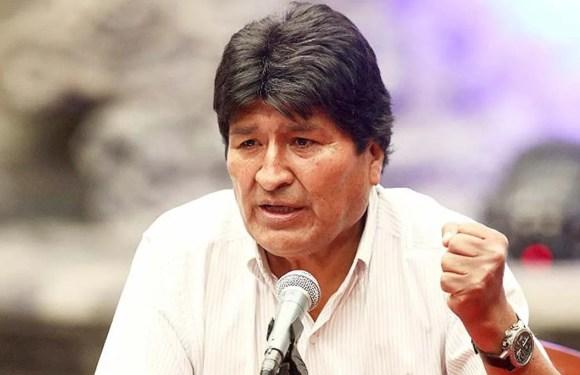 El Gobierno de facto boliviano demandará a Evo Morales por delitos de lesa humanidad