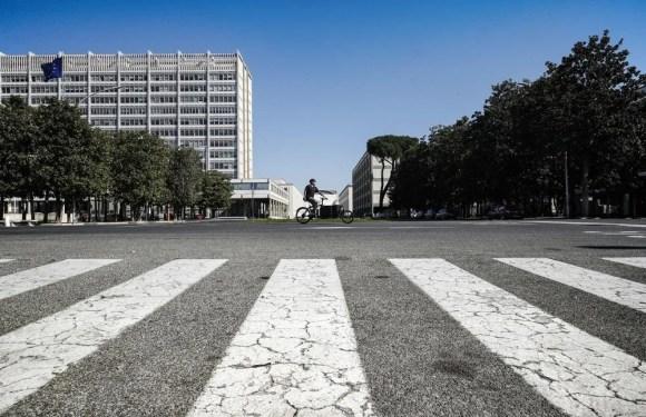 Italia con más muertes que en la II Guerra Mundial, el mundo antes una guerra del siglo XXI.
