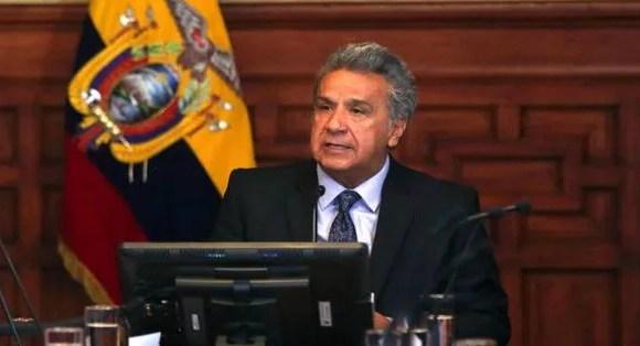 Dos de cada 10 ecuatorianos aprueba la gestión del presidente por el covid-19
