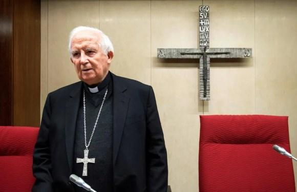 """Un arzobispo español dice que la vacuna contra el coronavirus es """"obra del diablo"""" porque se hace con """"células de fetos abortados"""""""