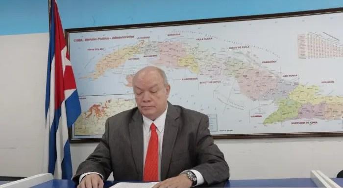 Rodrigo Malmierca: «La paz y la seguridad regionales también son requisitos esenciales de estos tiempos»