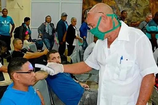 Cuba suma 4 nuevos casos de COVID-19, todos en La Habana