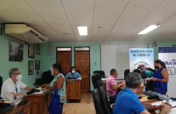 70 familias de Sardinal de Carrillo formalizaron sus operaciones de vivienda en Condominio La Joya