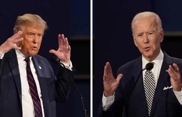 Joe Biden le desea una pronta recuperación a su contrincante Donald Trump