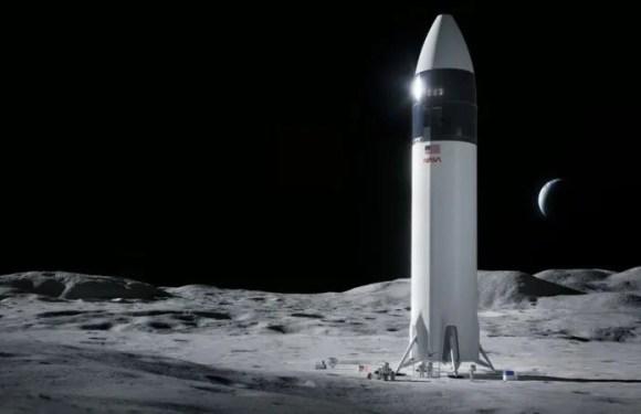 Blue origin demanda a la NASA sobre contrato de nuevo alunizaje