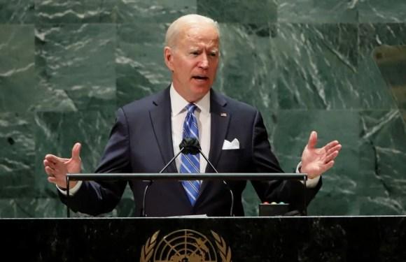 Biden brinda su primer discurso ante la ONU