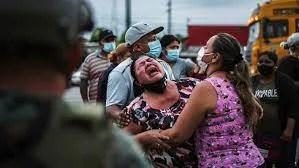 Un motín deja 30 muertos en una prisión de Guayaquil
