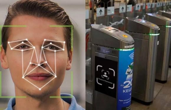 """Moscú lanza el pago por """"reconocimiento facial"""" para el metro."""