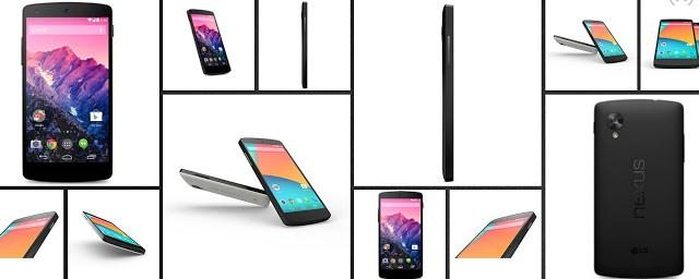 Nexus 5 imagenes