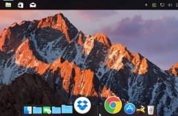 Personalizar Windows 10 macOS