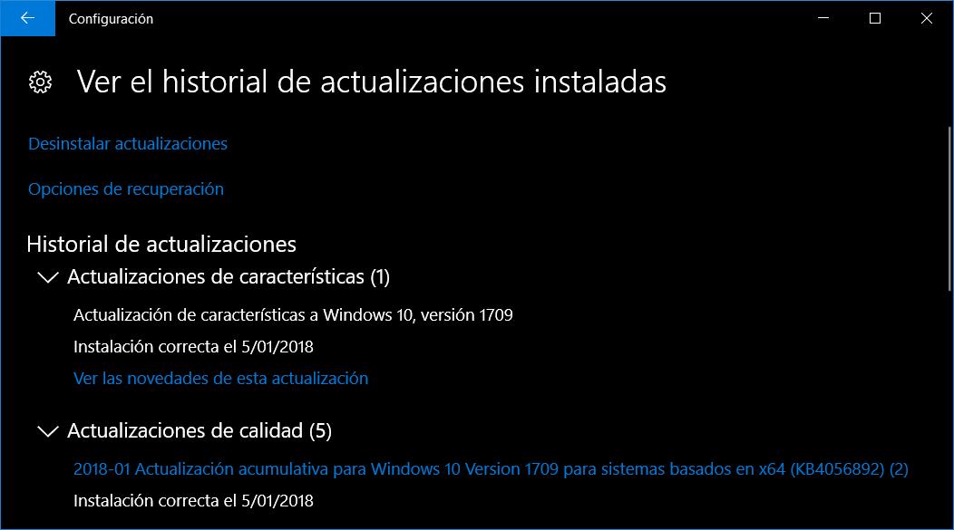 Windows Meltdown Spectre
