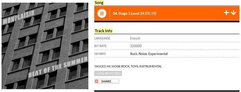 Descargar música gratis de Free Music Archive