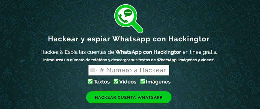 Hackintor WhatsApp