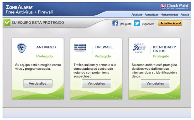 Zonealarm Antivirus free