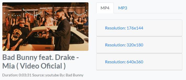 Descargar videos MP4 free