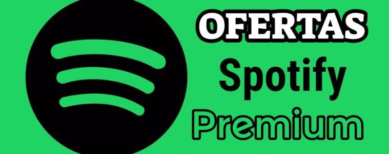 Promociones de Spotify Premium