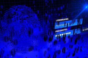 Correo y contraseña hackeado