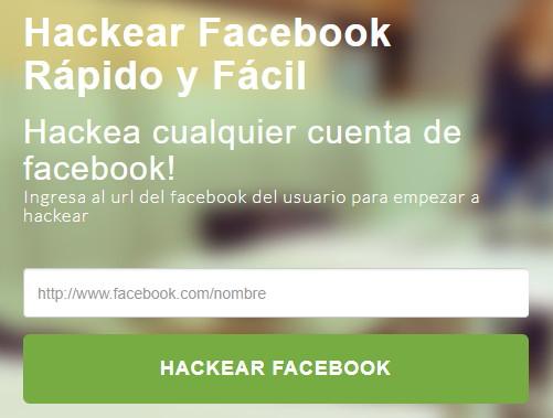 hackear Facebook sin encuestas