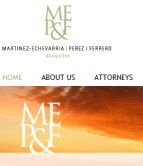 Martinez-Encheverria Logo