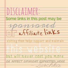 disclaimer for links