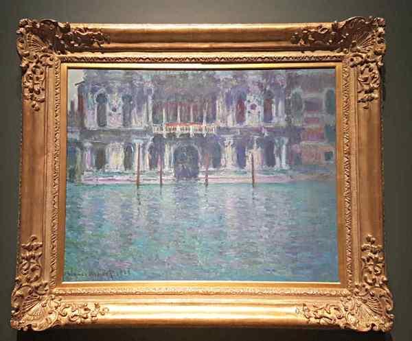 Art Exhibiiton Monet And Architecture National