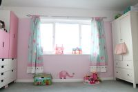 My Little Girls Bedroom - Diary of a Midlife Mummy