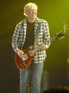 Alex Lifeson at MEN 2011
