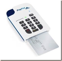 PayPal Here - Chip & Pin Card Reader