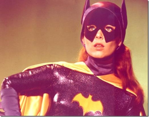 Yvonne Craig - the original Batgirl