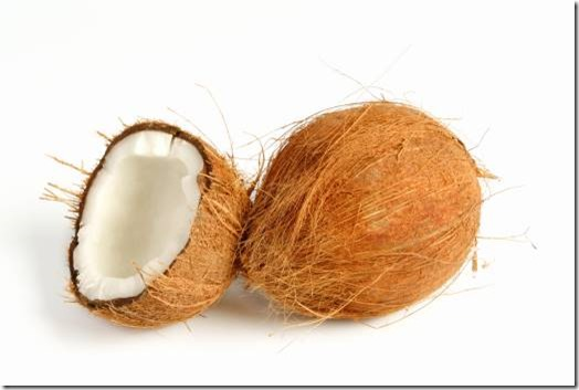 A coconut